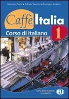 Caffè Italia 1 Libro per lo studente + libretto.