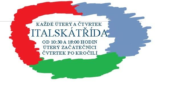 PRAVIDELNÁ italská SKYPE třída od 14.3. 2013. Pro přihlášku kliknout.