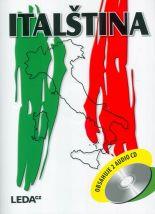 Italština od Ledy se dvěma CD k dispozici v ceně. za tu cenu se jistě vyplatí, protože CDčka jsou kvalitně namluvena, mají systém a jsou dvě! Kliknutím na obrázek se samozřejmě přesunete do vysněného E-shopu :)
