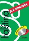 Italština pro notoriky / notoricky známá učebnice italštiny pro samouky, kteří dřou jako koně.
