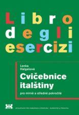 A zde náhled na zmíněnou cvičebnici. Libro degli esercizi. Cvičebnice na dvouměsíční rychlokurz. Kliknutím se vrátíte do E-shopu.