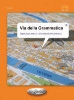Učebnice Via della grammatica.